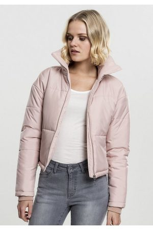 Urban classics Winterjacke »Ladies Oversized High Neck Jacket«