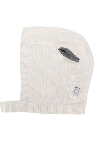 Stella McCartney Hüte - Strickmütze im Schafdesign