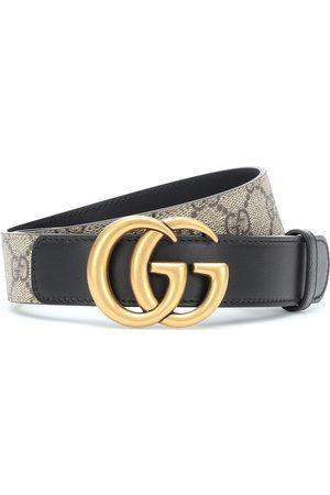 Gucci Gürtel Supreme GG aus Canvas