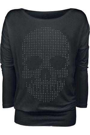 Full Volume Damen Longsleeves - Skull Langarmshirt