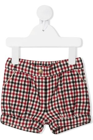 Chloé Shorts - Shorts mit Karomuster
