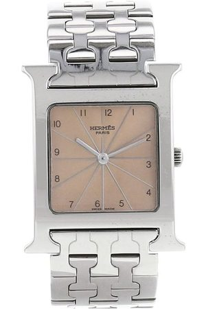 Hermès 2000s pre-owned Heure H Armbanduhr, 21mm