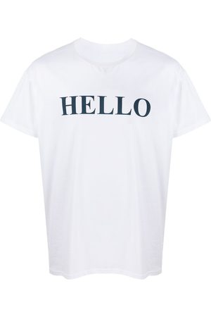 MACKINTOSH Hello and Goodbye' T-Shirt