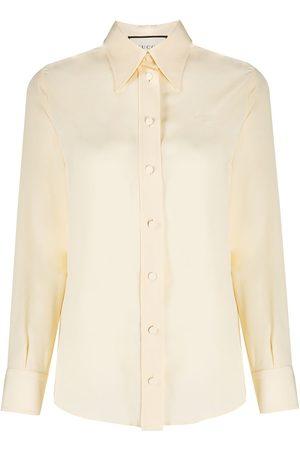 Gucci Hemd mit Kragendetail