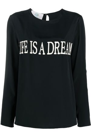 Alberta Ferretti Life Is A Dream' Bluse