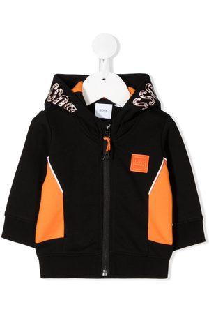 BOSS Kidswear Sweatjacken - Kapuzenjacke mit Reißverschluss