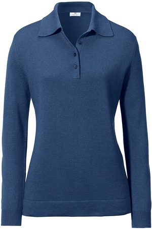 Peter Hahn Polo-Pullover Modell Pia