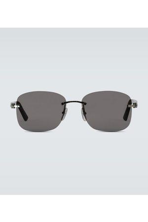 CARTIER EYEWEAR Rahmenlose Sonnenbrille