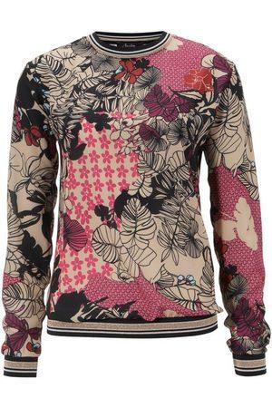 Aniston SELECTED Shirtbluse mit modisch, glitzernden Tapes