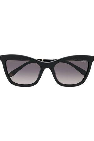 MULBERRY Sonnenbrille mit Kristallen