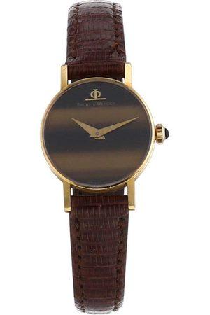 Baume & Mercier 1980s pre-owned 'Vintage' Armbanduhr, 21mm