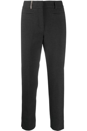 PESERICO SIGN Schmale Taillenhose