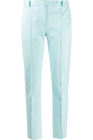 Styland Damen Stoffhosen - Hose aus Bio-Baumwolle