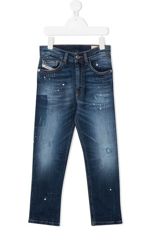 Diesel Eetar' Tapered-Jeans