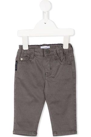 Emporio Armani Skinny - Halbhohe Skinny-Jeans
