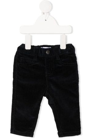 Emporio Armani Kids Halbhohe Skinny-Jeans