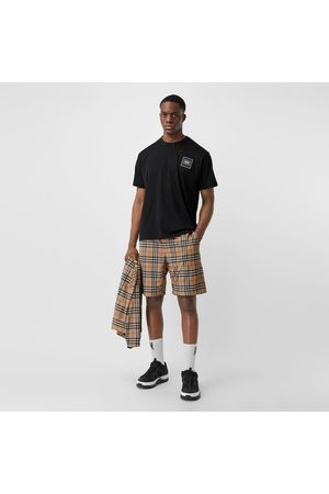 Burberry Shorts aus technischem Twill im Vintage Check-Design