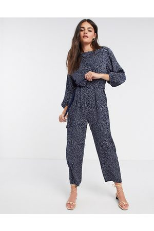 French Connection – Chinwe – Jumpsuit mit Mustermix