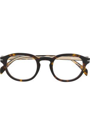 Eyewear by David Beckham Runde 'DB 7017' Brille