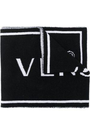 VERSACE Intarsien-Schal