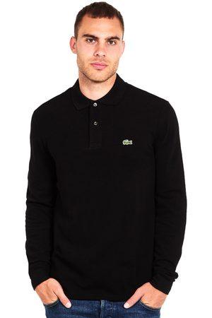 Lacoste 2 Ply Regular Pique Longsleeve Polo Shirt