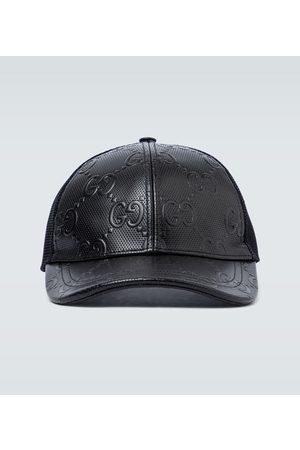 Gucci Baseballcap mit GG-Prägung