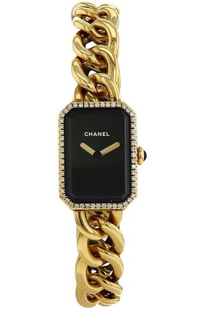 CHANEL 2010s pre-owned Première Armbanduhr