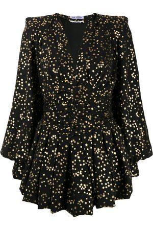 The Attico Damen Freizeitkleider - Gold Star' Minikleid