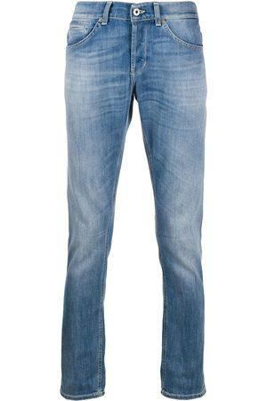 Dondup Jeans mit Stone-Wash-Effekt