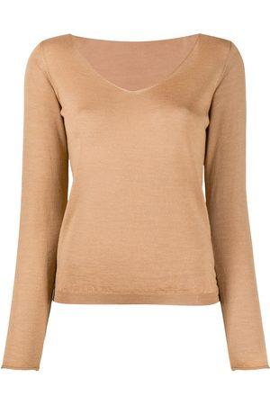 Nuur Damen Strickpullover - Pullover aus Kaschmir
