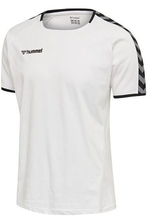 Hummel Trainings-T-Shirt, WHITE, 116