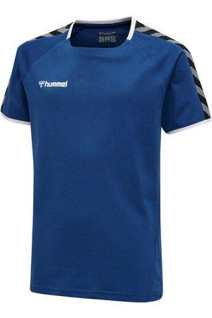 Hummel Trainings-T-Shirt, TRUE BLUE, 116