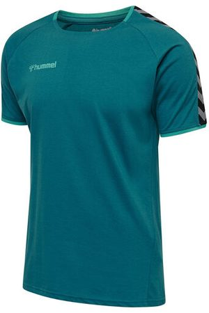 Hummel Kurzärmliges Trainings-T-Shirt, CELESTIAL, S