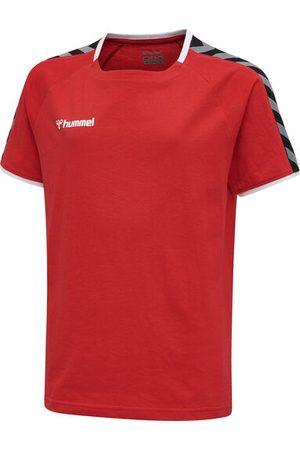 Hummel Trainings-T-Shirt, TRUE RED, 116