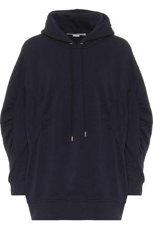 Stella McCartney Oversize Hoodie aus Baumwolle