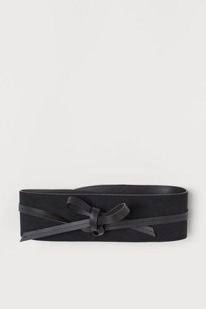 H&M Taillengürtel mit Bindebändern