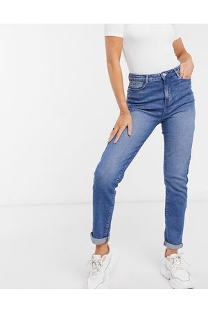 Urban Bliss – Mom-Jeans in mittlerer Waschung