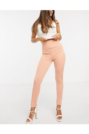 Flounce London – Club – Hose mit hoher Taille