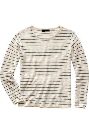 Mey & Edlich Herren T-Shirts, Polos & Longsleeves - Herren Shirt Überquer-Strickshirt leicht