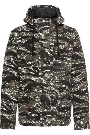 Urban classics Jacke 'Tiger Camo Cotton Jacket