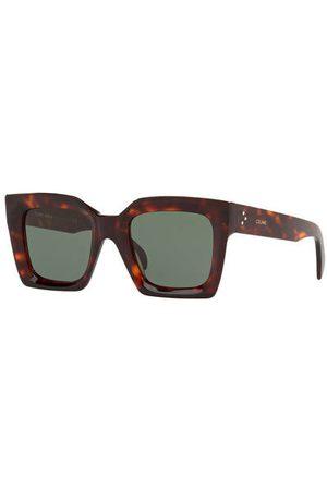 Celine Sonnenbrille cl000245 braun