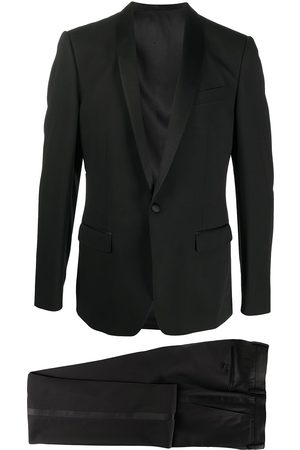 Dolce & Gabbana Anzug mit Schalrevers