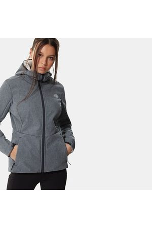 The North Face Damen Quest Highloft Softshelljacke Aviator Navy Heather Größe L Damen