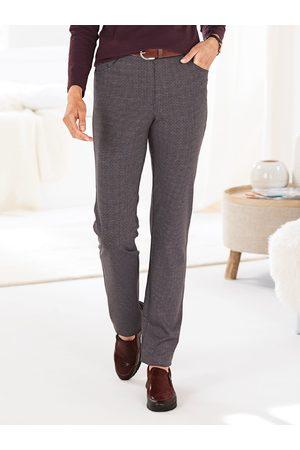 Avena Damen Hosen & Jeans - Damen Bequembundhose Highflex