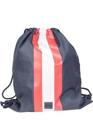 Urban classics Accessoires 'Striped Gym Bag