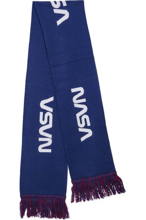 Mister Tee Schal ' NASA Scarf Knitted