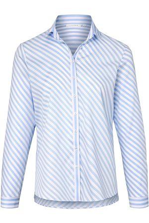 ETERNA Bügelleichte Bluse mehrfarbig