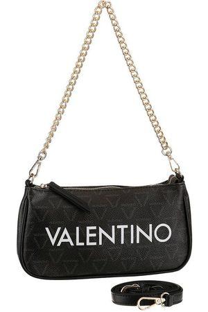 VALENTINO Umhängetasche »Liuto«, mit auffäligem Label-Druck und trendigem Kettenhenkel