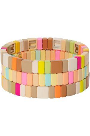 Roxanne Assoulin Neons and Neutrals' Armbänder-Set