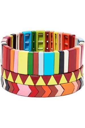 Roxanne Assoulin Damen Armbänder - Picnic Blanket' Armbänder-Set